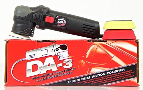 Autobrite Direct DA-3 Mini Dual Action Polisher