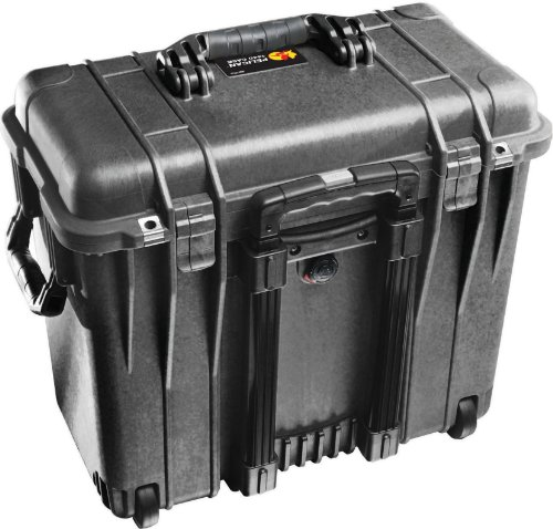 Pelican 1440-005-110 Medium Rolling Top Loader Case with Lid Organizer and Office (Loader Lid)