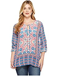 Tolani Womens Virgina Blouse