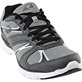 AVIA Men's Avi-modus Running Shoe, Frost Grey/Iron Grey/Black/Chrome Silver, 13 M US