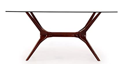 91b196c8c4f93 Amazon.com - Kardiel Sputnik Mid-Century Modern Dining Table