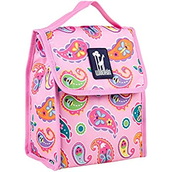 Olive Kids Paisley Lunch Bag