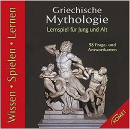 Griechische Mythologie Wissen Spielen Lernen Amazon De Bucher