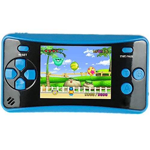 HigoKids Handheld Game Console for Kids Portable Retro Video Game