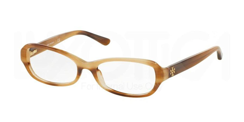 348505451e Tory Burch Designer Eyeglasses TY 2051 1416 MEDIUM HORN 51MM at Amazon  Women s Clothing store