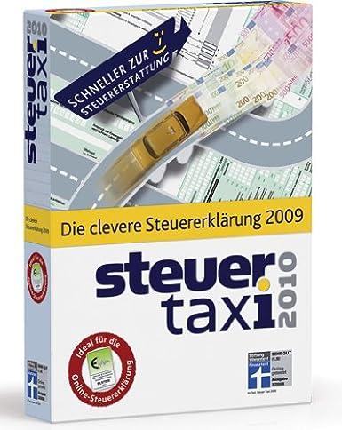steuerprogramm 2010