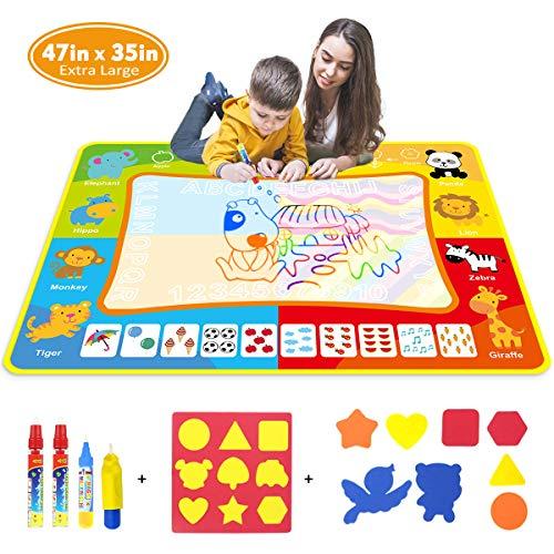 Jumbo Color Doodle - Doodle Mat - Funplus Large Size 47