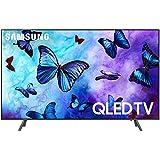 "Samsung 55"" QLED TV QN55Q65FNFXZA serie Q65, 4K diseño 360, Quantum Dot, Bluetooth Audio (solo salida),comando de voz, Bixby integrado y Apps como Netflix, Youtube entre otras (Renewed)"