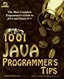 img - for 1001 Java Programmer's Tips (with CD-rom) by Mark C. Chan (1997-01-02) book / textbook / text book