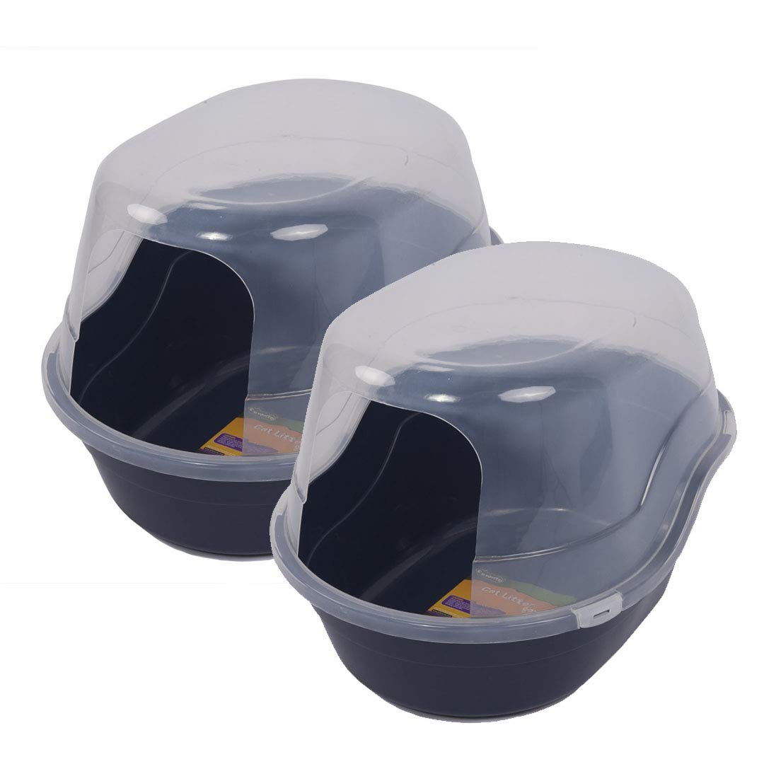 Favorite 2 Packs Extra Large Cat Litter Box