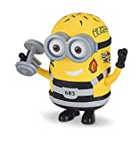 Despicable Me 3 Deluxe Action Figure Jail Time Tattoo Phil