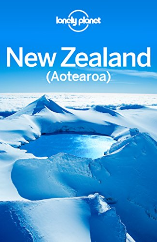 Lonely Planet New Zealand (Travel Guide) cover