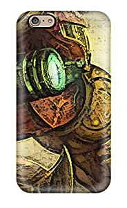 6901201K58707249 For Iphone 6 Premium Tpu Case Cover Impressions Of Samus Protective Case