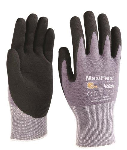 G-Tek TM MaxiFlex 34-874/XXL Seamless Knit Nylon Gloves Full Chore Glove