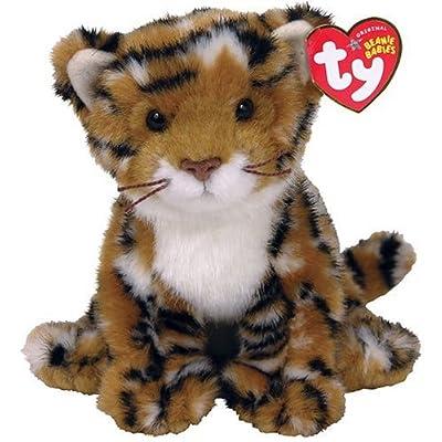 Ty Stripers - Safari Beanies - Tiger Cub: Toys & Games