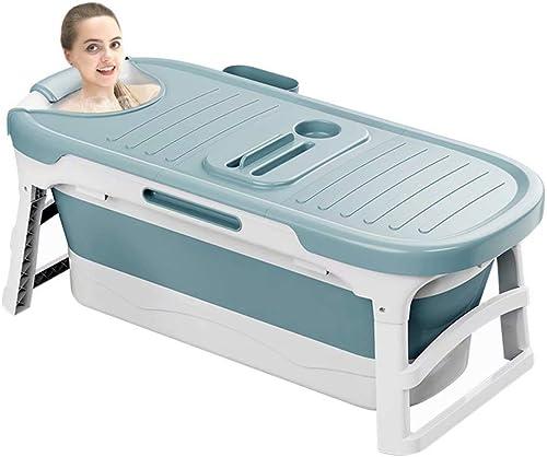 WEIERJIA 53inch Portable Bathtub