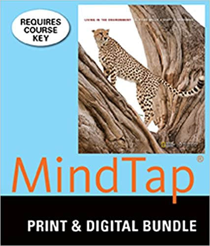 Amazon.com: Bundle: Living in the Environment, 18th + MindTap ...