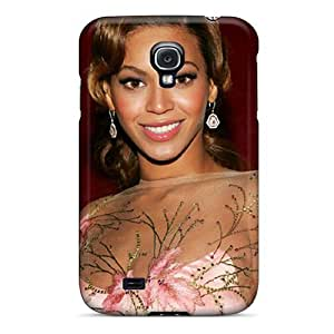 Awesome Design Beyonce Knowles Hard Case Cover For Galaxy S4