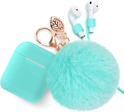 Amazon Com Airpods Case Keychain Bluewind Airpod Charging