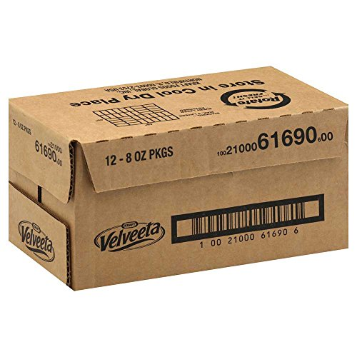 Kraft Velveeta Cheese Loaf, 8 Ounce - 12 per case. by Velveeta (Image #5)