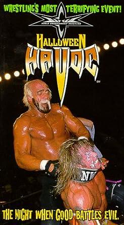 Amazon.com: WCW Halloween Havoc 1998 [VHS]: WCW: Movies & TV