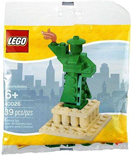 Vrijheidsbeeld Van Lego.Lego 40026 Statue Of Liberty