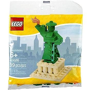 Amazon Lego 3450 Statue Of Liberty Sculpture 2882 Pieces Toys