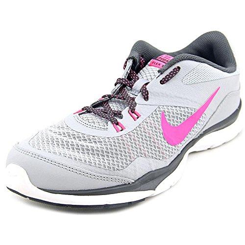 6032b441cbaa Galleon - Nike Womens Flex Trainer 5 Running Shoe