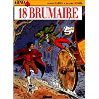 ARNO T04 : 18 BRUMAIRE