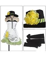 Onecos Vocaloid Hatsune Miku Dress Cosplay Costume