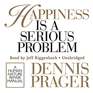Happiness Is a Serious Problem Audiobook