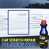 One Glide Scratch Remover - Polishing & Paint Restorer, Easily Repair Paint Scratches, Light Scratches