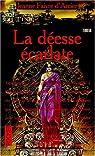 L'Opéra macabre, tome 2 : La Déesse écarlate par Faivre d'Arcier