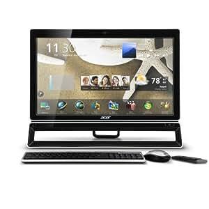 Acer AZ5771-UR21P 23-Inch All-in-One Desktop (Black) (Discontinued by Manufacturer)