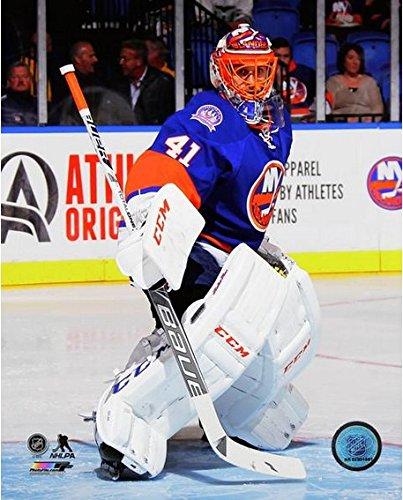 the latest 7a02f 0c20a Amazon.com: Jaroslav Halak New York Islanders NHL Action ...