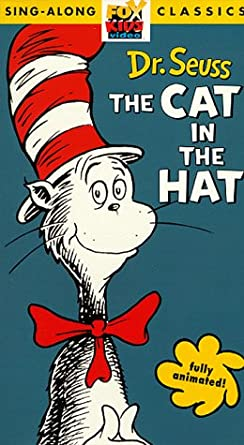 Dr Seuss The Cat In Hat Sing Along Classics