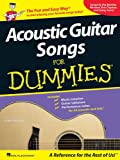 Acoustic Guitar Songs for Dummies, Hal Leonard Corp., 1423407776