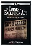 The Chinese Exclusion Act DVD
