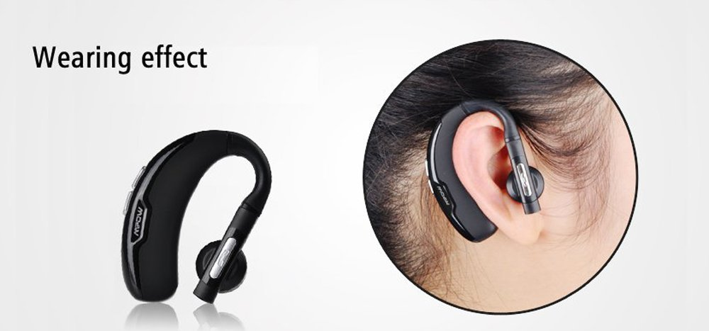 Amazon.com: AURICULAR INALAMBRICO BLUETOOTH 4.0 MPOW con ACCESORIOS: Health & Personal Care