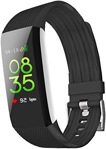 Smartwatch y Fitness Reloj Hombre Pulsera Reloj Sport Smart