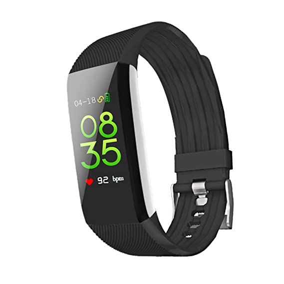 Smartwatch y Fitness Reloj Sport Smart Reloj Sport Smart Reloj Digital multifunción Pulsera Fitness Reloj Bluetooth frecuencia cardíaca Fitness Pulsera ...