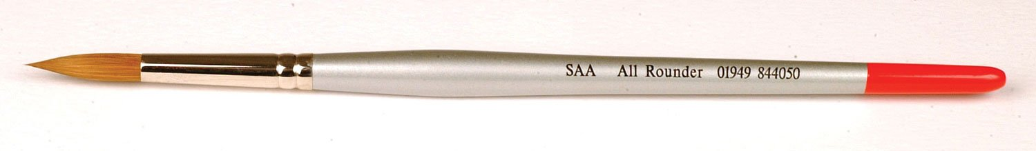 SAA All Rounder Watercolour Brush (Size 10) (7mm)   B000XH4Y20