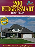 200 Budget-Smart Home Plans: Affordable Homes from 902 to 2,540 Square Feet (Blue Ribbon Designer Series)