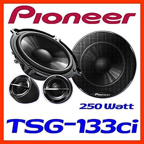 Einbauset f/ür Opel Corsa B//C//D JUST SOUND best choice for caraudio Lautsprecher Boxen ESX HZ62 Horizon 16cm Koax Auto Einbausatz