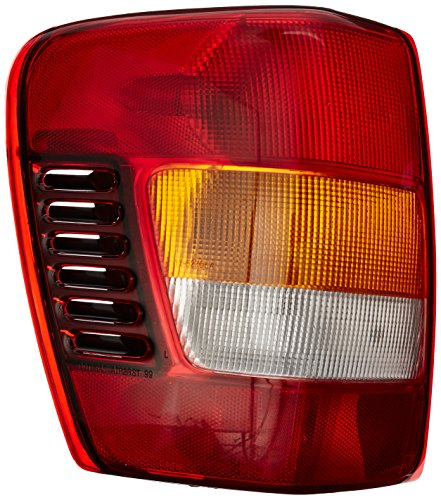 TYC 11-5276-90-1 Jeep Grand Cherokee Left Replacement Tail Lamp