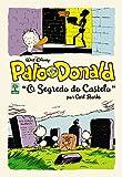 capa de Pato Donald - O Segredo do Castelo