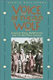 Voice of the Old Wolf, Steven Ross Evans, 0874221285