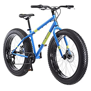 26 Mongoose Dolomite Fat Tire Mountain Bike