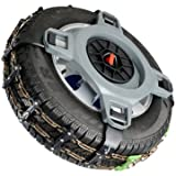 Spikes Spider Sport - Cadenas de nieve (2 unidades, talla XXL)