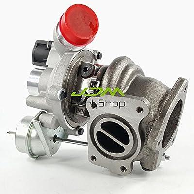 K03 Turbo turbina Turbocompresor para Peugeot RCZ 5008 308 3008 207 Citroen Citroen DS 3 1.6 Thp 150?156 EP6CDT Citroen C 4 Peugeot 207 Turbo turbina ...